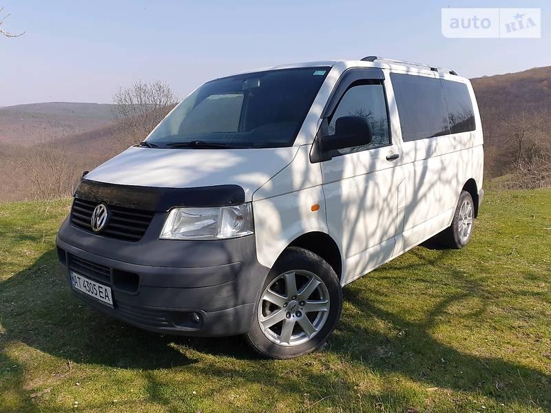 Volkswagen T5 (Transporter) пасс. Transporter