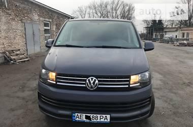 Volkswagen T6 (Transporter) груз 2016 в Днепре