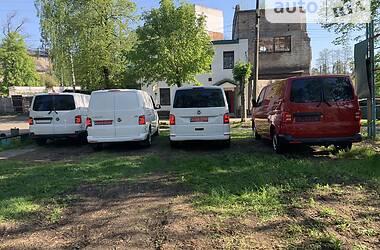 Легковий фургон (до 1,5т) Volkswagen T6 (Transporter) груз 2016 в Ірпені