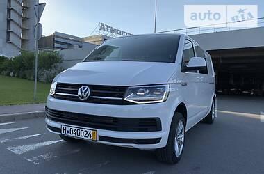 Легковий фургон (до 1,5т) Volkswagen T6 (Transporter) груз 2018 в Києві