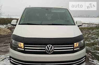 Volkswagen T6 (Transporter) пасс. 2016 в Обухове