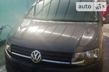 Volkswagen T6 (Transporter) пасс. 2016 в Горишних Плавнях