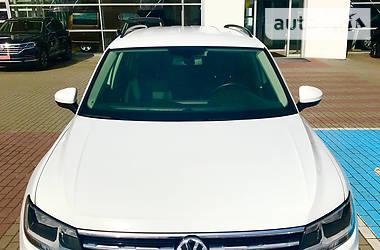 Volkswagen Tiguan Allspace 2018 в Львове