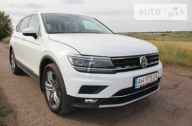 Volkswagen Tiguan Allspace 2019 в Мирнограде
