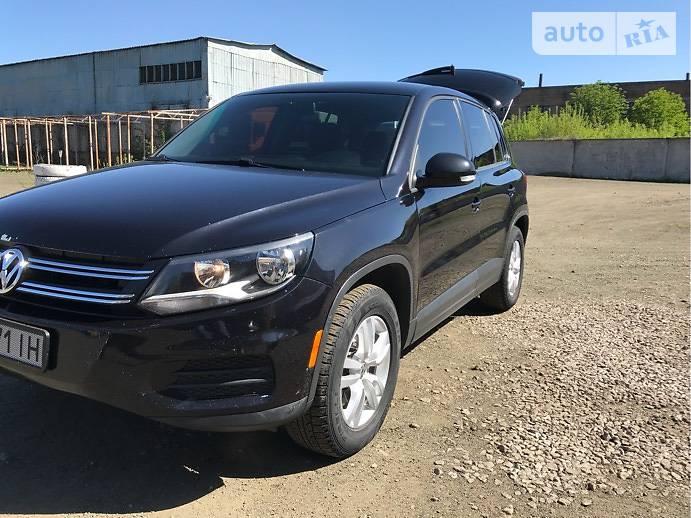 Volkswagen Tiguan 2011 в Днепре