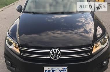 Volkswagen Tiguan 2015 в Тернополе