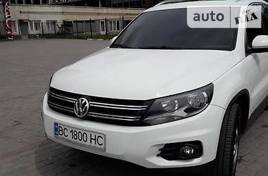 Volkswagen Tiguan 2014 в Ивано-Франковске