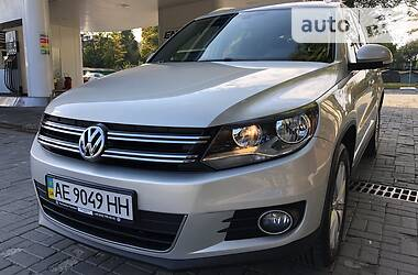 Volkswagen Tiguan 2013 в Днепре