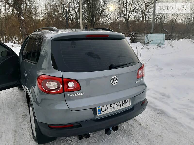 Volkswagen Tiguan 2008 в Смеле