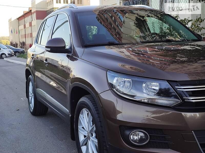 Volkswagen Tiguan Oficial