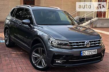 Volkswagen Tiguan 2018 в Львове