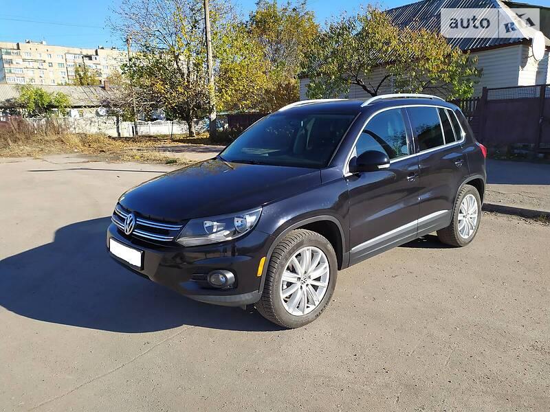 Volkswagen Tiguan 2012 в Макеевке
