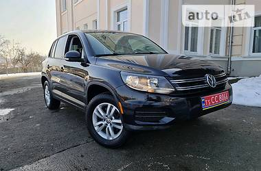 Volkswagen Tiguan 2014 в Києві