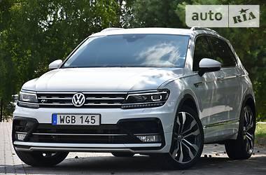 Внедорожник / Кроссовер Volkswagen Tiguan 2017 в Дрогобыче
