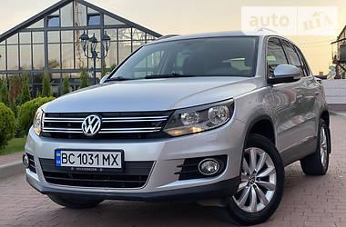 Внедорожник / Кроссовер Volkswagen Tiguan 2011 в Стрые