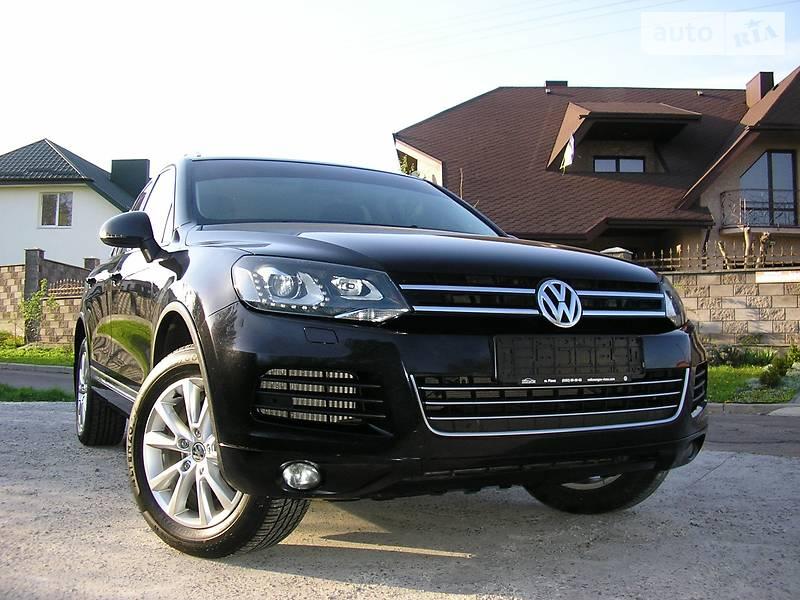 Volkswagen Touareg 2014 в Ровно