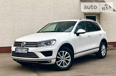 Volkswagen Touareg 2016 в Днепре