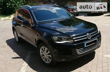 Volkswagen Touareg 2011 в Ивано-Франковске