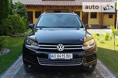 Volkswagen Touareg 2014 в Хусті