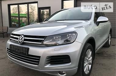 Volkswagen Touareg 2012 в Тернополе
