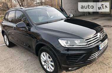 Volkswagen Touareg 2017 в Запорожье