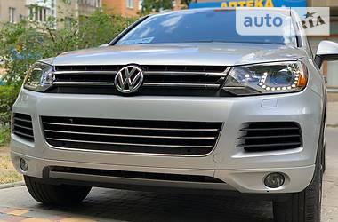 Volkswagen Touareg 2013 в Харкові