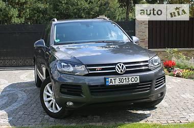 Volkswagen Touareg 2012 в Калуше