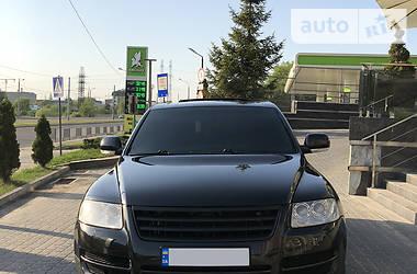 Volkswagen Touareg 2003 в Львове