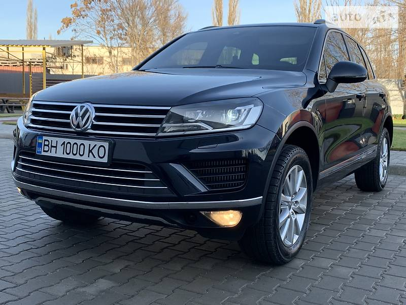 Volkswagen Touareg 2016 в Одессе