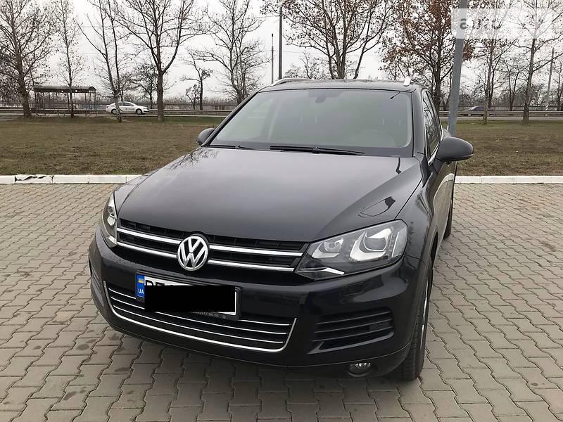 Volkswagen Touareg 2014 в Николаеве