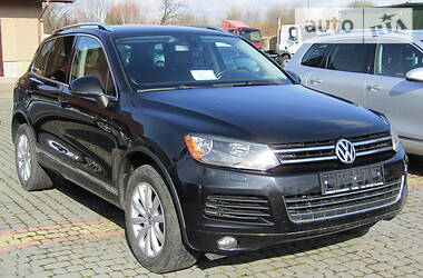Volkswagen Touareg 2012 в Львове