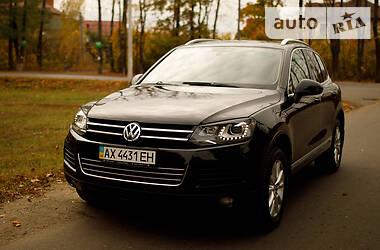 Volkswagen Touareg 2013 в Харькове