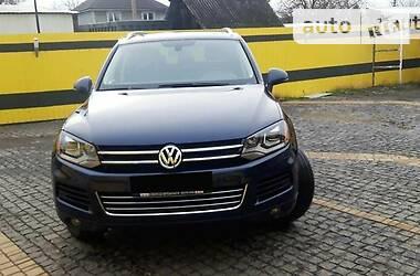 Volkswagen Touareg 2011 в Гайвороне