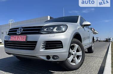 Volkswagen Touareg 2012 в Ровно