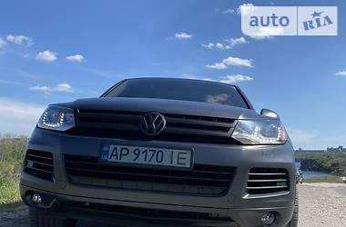 Внедорожник / Кроссовер Volkswagen Touareg 2012 в Запорожье