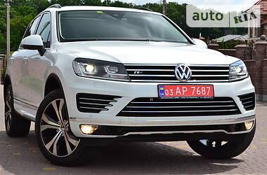 Внедорожник / Кроссовер Volkswagen Touareg 2016 в Ровно
