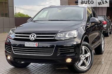 Внедорожник / Кроссовер Volkswagen Touareg 2013 в Ровно