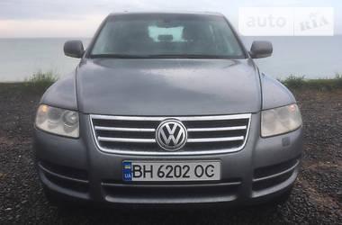 Внедорожник / Кроссовер Volkswagen Touareg 2005 в Одессе
