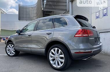 Volkswagen Touareg Exclusive 2015