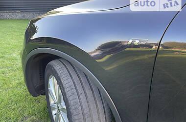 Внедорожник / Кроссовер Volkswagen Touareg 2012 в Шполе