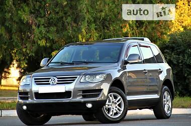 Внедорожник / Кроссовер Volkswagen Touareg 2008 в Днепре