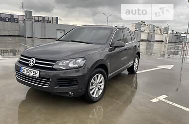 Универсал Volkswagen Touareg 2011 в Киеве