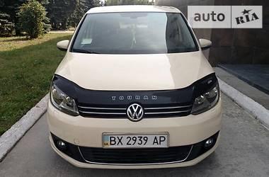 Volkswagen Touran 2011 в Нетешине