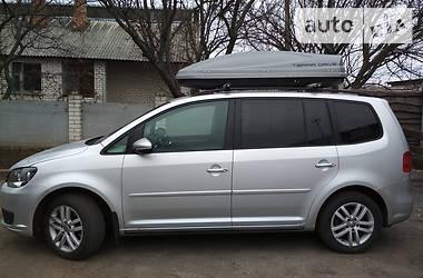 Volkswagen Touran 2013 в Львове