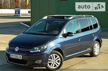Volkswagen Touran 2013 в Житомире