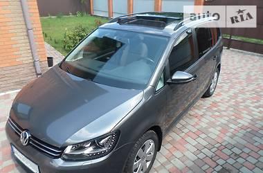 Volkswagen Touran 2015 в Гадяче