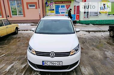 Volkswagen Touran BLUE MOTION