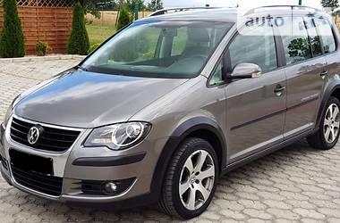Volkswagen Touran 2008 в Львове