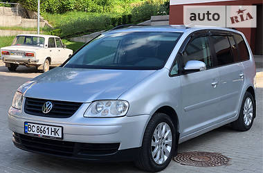 Volkswagen Touran 2005 в Львове