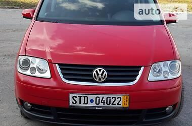 Volkswagen Touran 2006 в Тернополе